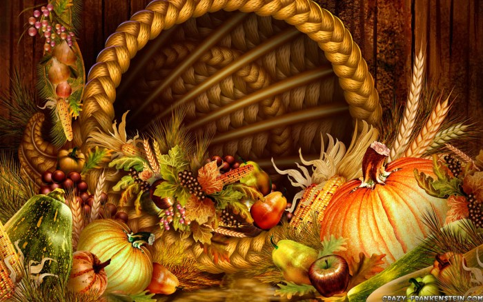 Free Thanksgiving PowerPoint Background (10)