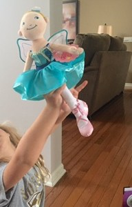 Groovy Girls Melissa Butterfly Ballerina – Perfect For Any Little Girl This Christmas