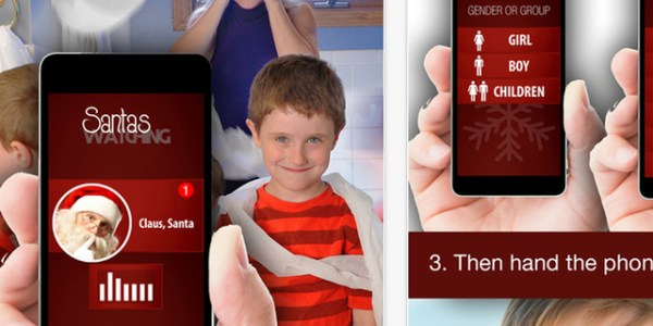 SantasWatching Influences Better Behavior from Grumpy Toddlers