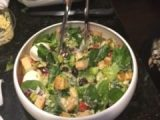 Delicious, Healthy Salad with Tofu