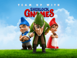 Sherlock Gnomes at The Little Gym in Avon on Presidents Day!