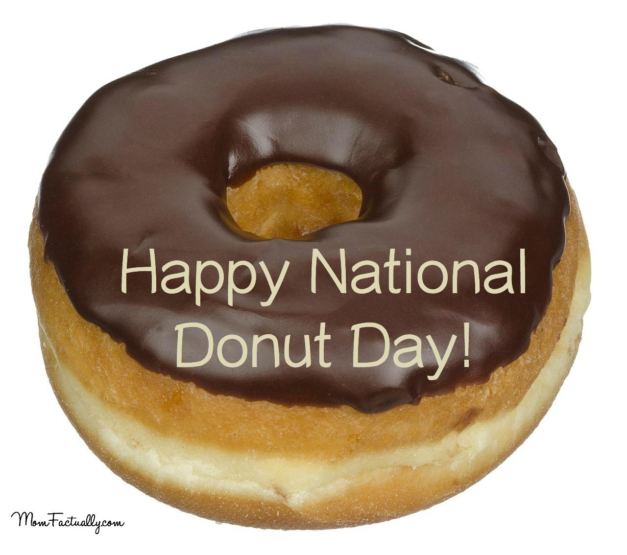 national donut day - photo #18