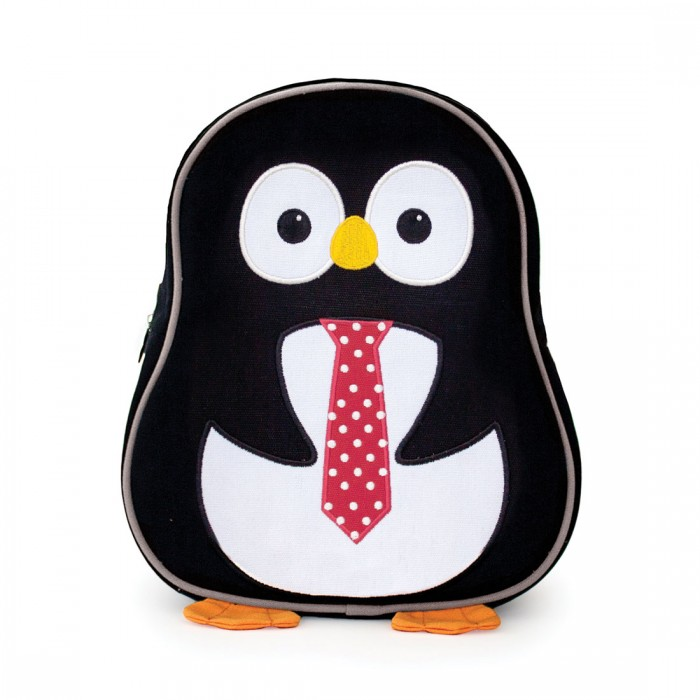 Penguin-Toddler-Backpack