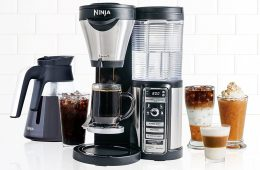 Ninja Coffee Bar Brewer IQ