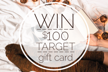 November Target Gift Card Giveaway