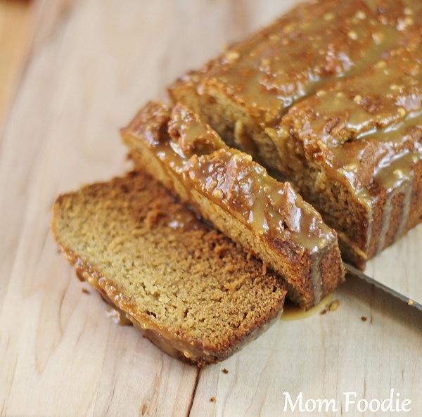 gluten free peanut banana bread recipe