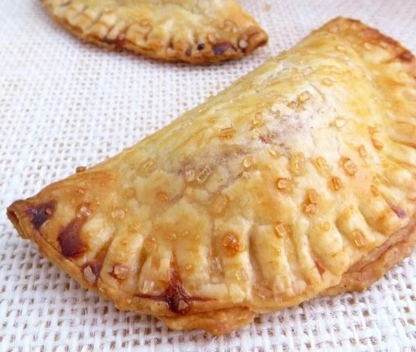 Caramel Apple Hand Pie recipe