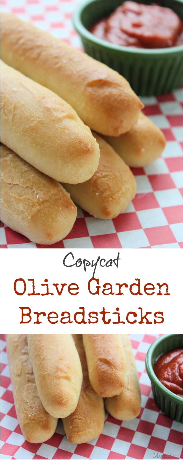 Copycat Olive Garden Breadsticks Recipe Mom Foodie