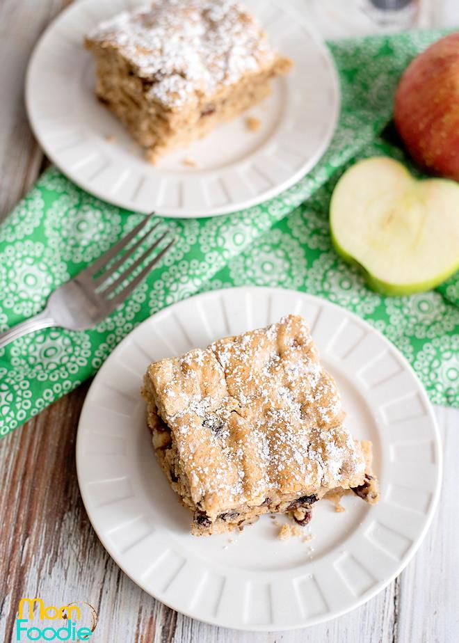Easy Applesauce Cake recipe
