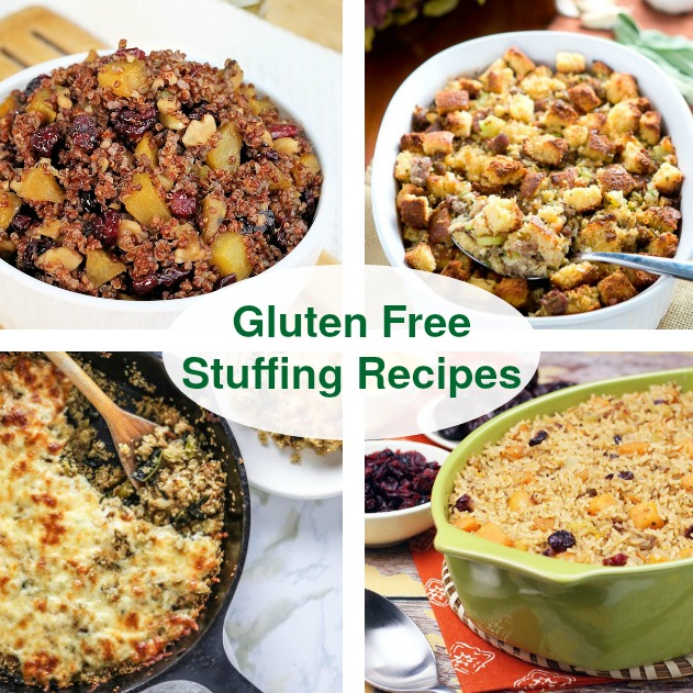 Gluten Free Stuffing Recipes