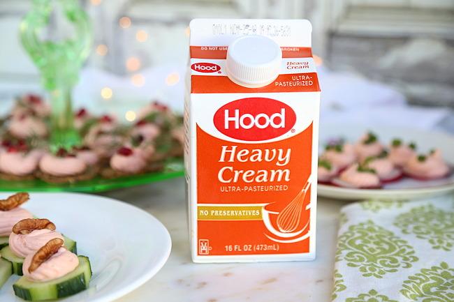 Heavy Cream in Mousse