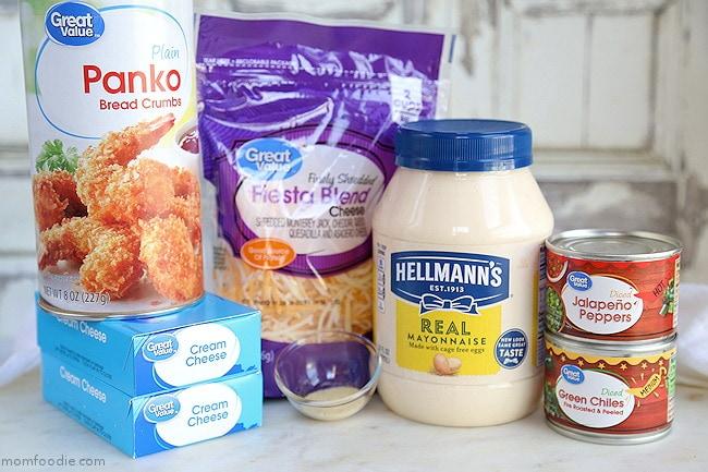 Jalapeno Popper Dip Ingredients