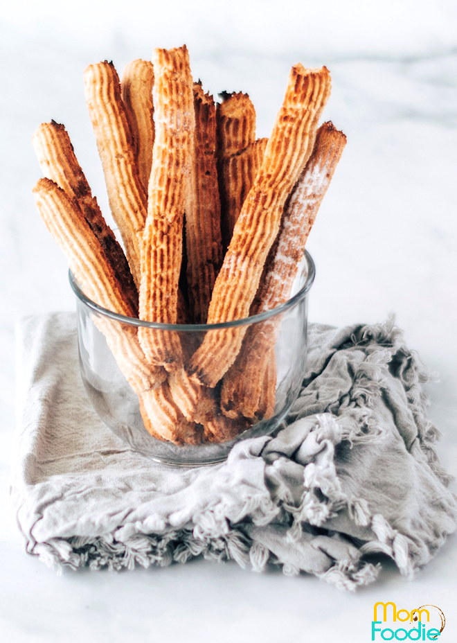 Low Carb Churros