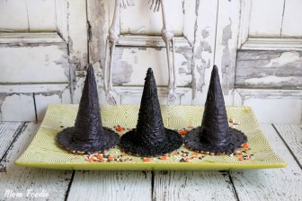 Surprise Inside Edible Witch Hat Candy Containers