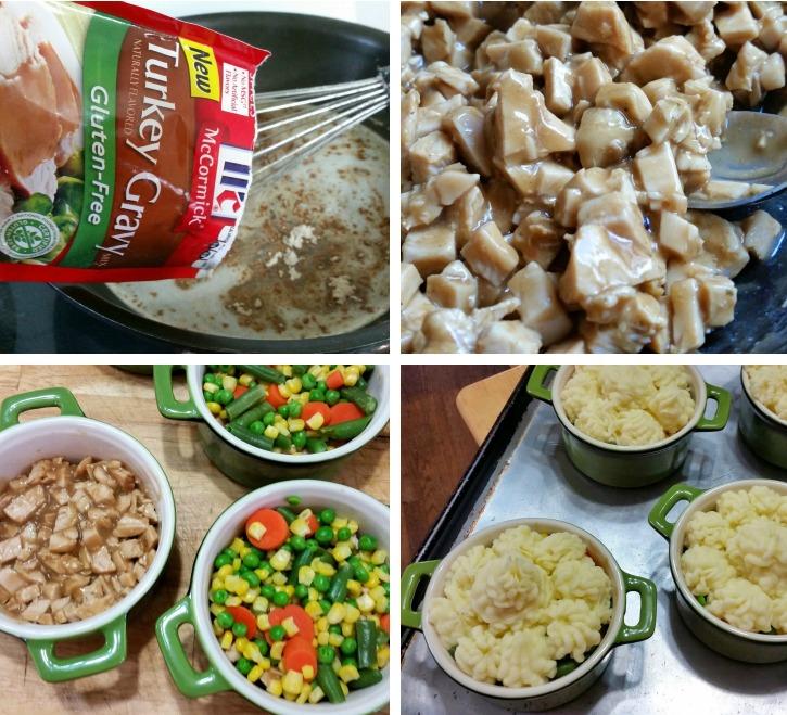 Turkey Shepherds Pie Recipe