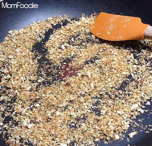 cauliflower bread crumbs