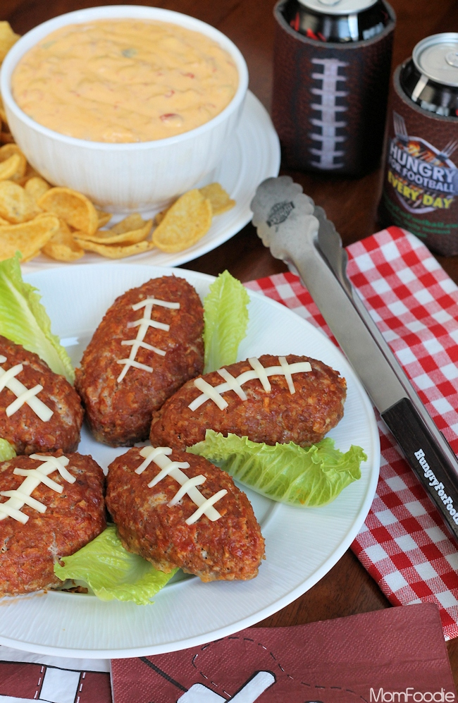easy football party food
