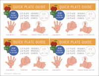 portion guide nutrition printable pdf