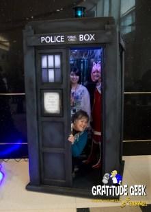 Riding the TARDIS