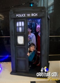 Riding the TARDIS
