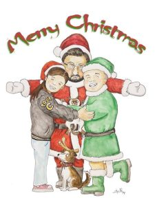 Merry Christmas from the Rodarte Family