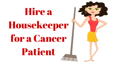 Housekeeper for Cancer Patients | Battling Bertha