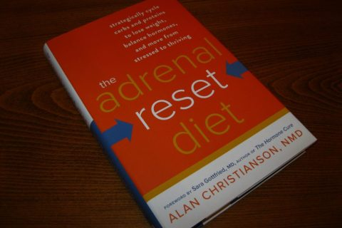 Book Review:  The Adrenal Reset Diet