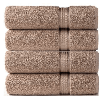 Cotton Craft Ultra Soft Oversized Extra Large Bath Towels