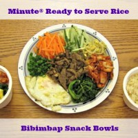 Mini Korean Bibimbap Bowls