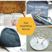 Fall Fab Fit Fun Reveal & $10 Off Your First Box