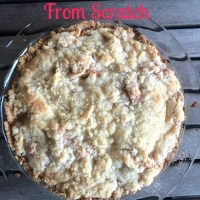 Apple Pie from Scratch & Creative Corner Link Up Party