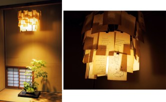 This lamp is actually very expensive (a designer item)!