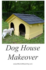 dog house makeover