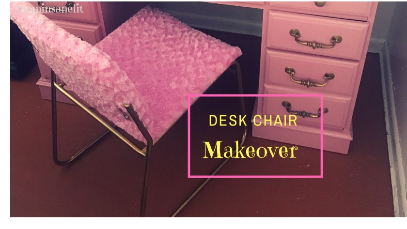 Office Desk Chair Makeover graphic