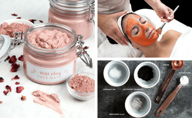 8 DIY Face Masks To Brighten Up Your Life graphic