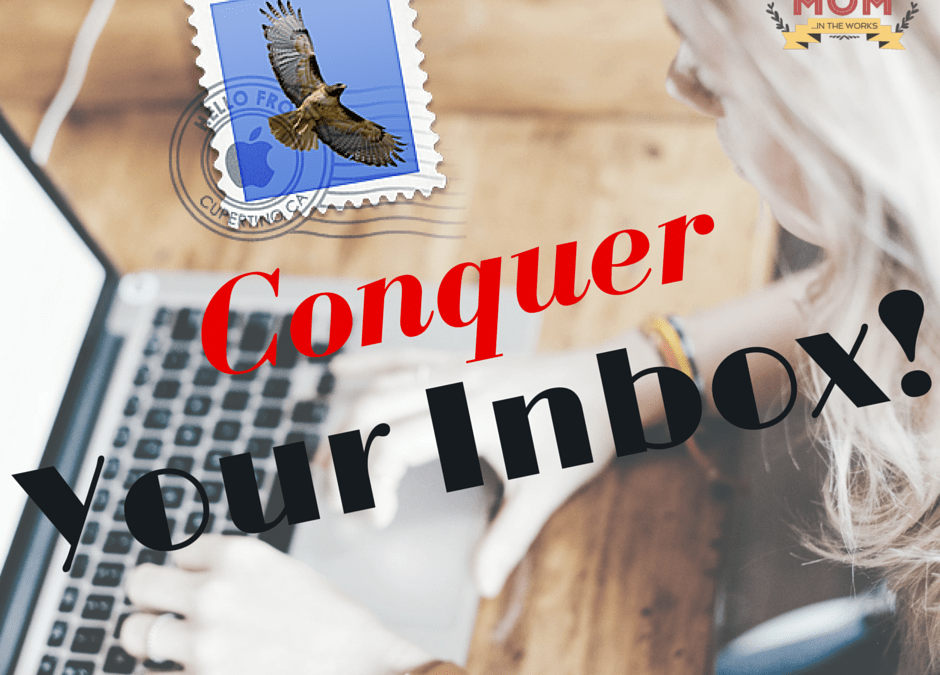 Conquer your Email Inbox – delete, archive and say goodbye to email chaos