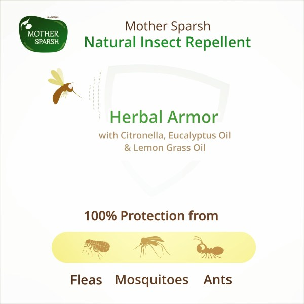 Mother Sparsh insect repellent momislearning