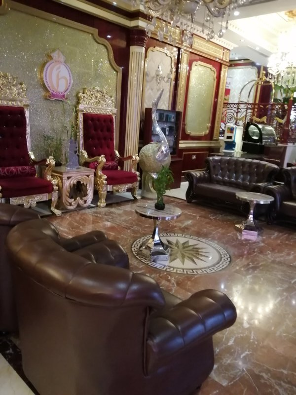 Fujairah OYO Clifton Hotel review