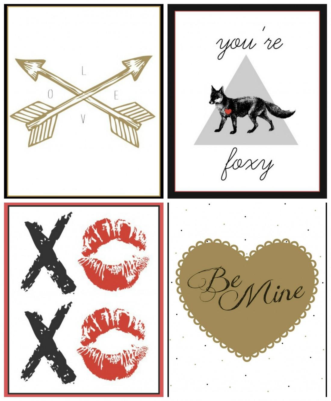 Valentine Printables Free Friday