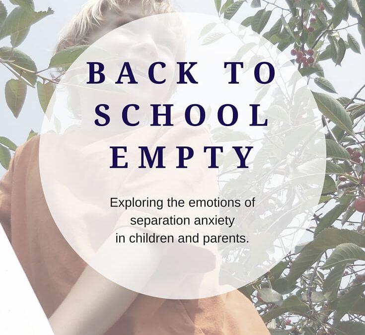 Back to School Empty