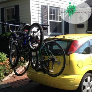 bikes on the car