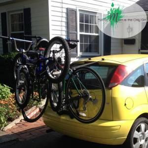 bikes on the car