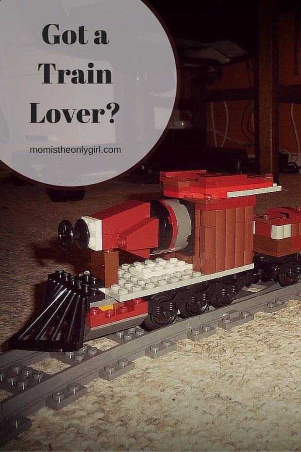 Toy train idea suggestions at Mom is the Only Girl https://momistheonlygirl.com