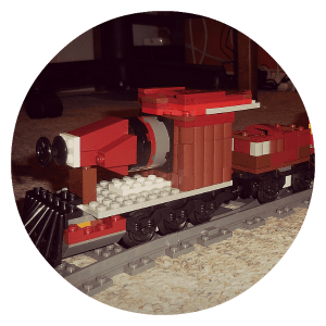 Toy Train ideas at Mom is the Only Girl http://momistheonlygirl.com