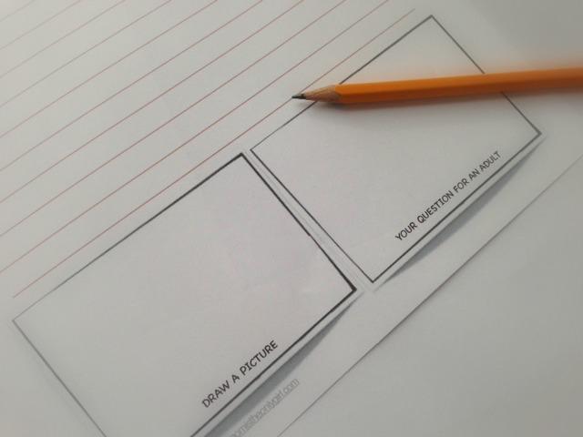 2nd grade writing prompts closer look https://momistheonlygirl.com