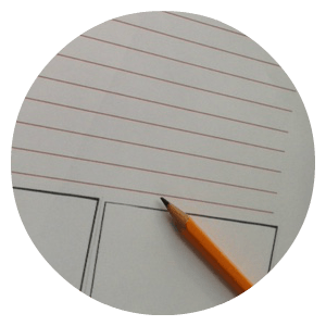 What did you write about today?