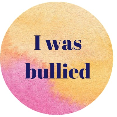 When I was bullied as a child
