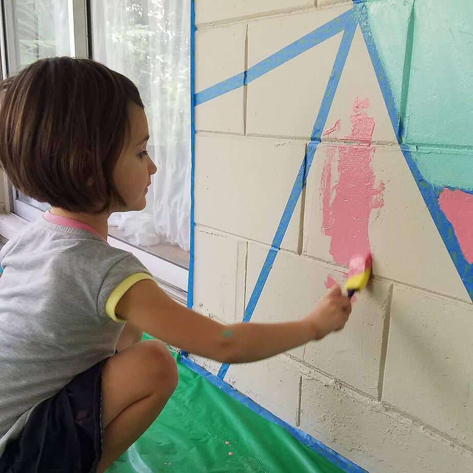 How To Paint Wall Murals For Kids 5 Easy Diy Ideas Momlando