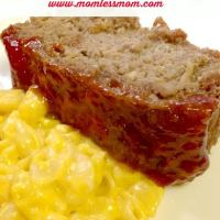 Onion Soup Meatloaf- Perfect Meal Idea for Fall!