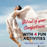 Leave Comfort Zone on Your Next Moms Day Out